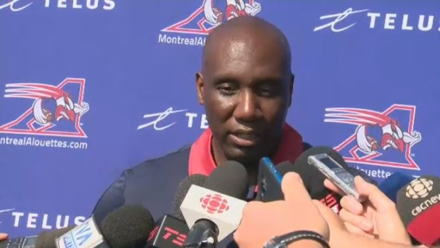 The Montreal Alouettes have dismissed General Manager Kavis Reed of all duties effective immediately