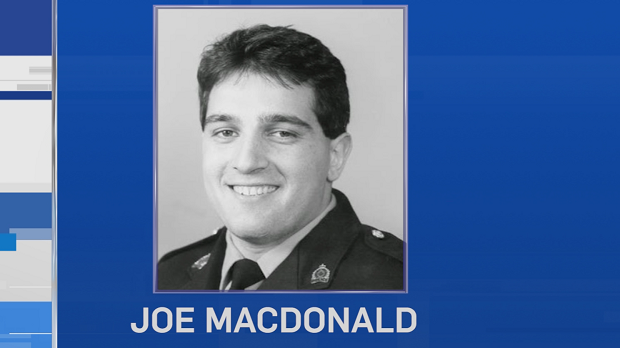 MacDonald was murdered back in 1993.