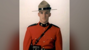 Const. Frank Deschenes is seen in this undated handout image.