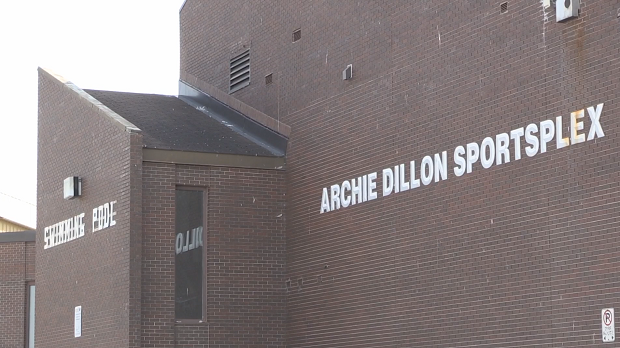 The Archie Dillon Sportsplex swimming pool is more than 40 years old.