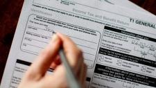 A T1 General 2010 tax