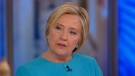 CTV National News: Hillary Clinton the author