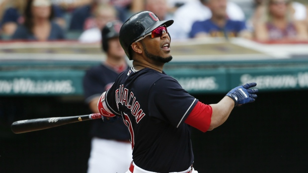 Jose Ramirez in Indians lineup night after exiting game