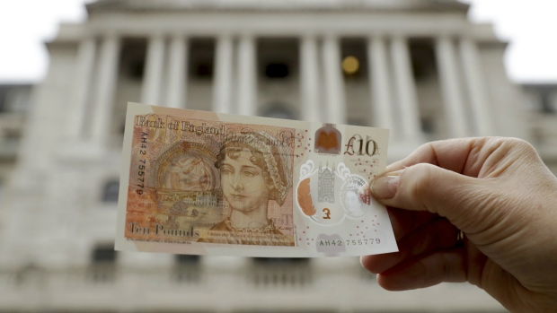 New Jane Austen pound note launched in Britain