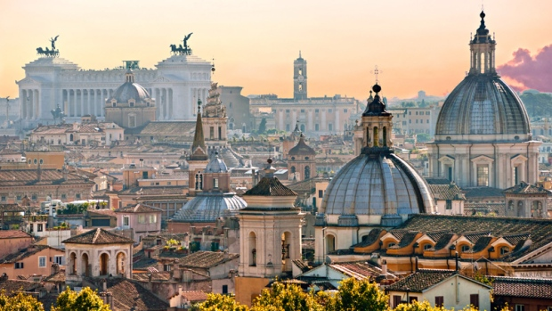 Chikungunya recorded in Rome.