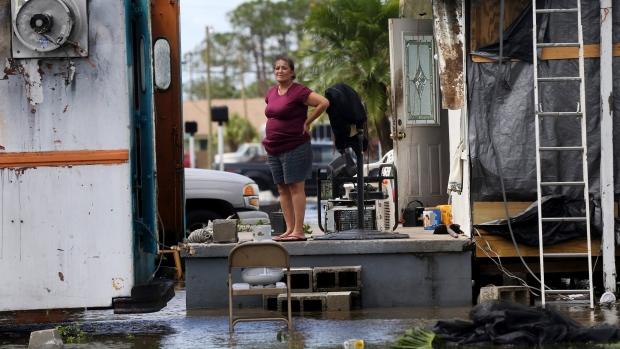 Irma poor