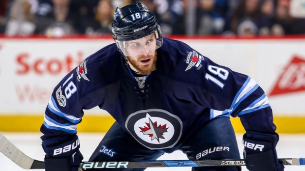 Winnipeg Jets and forward Bryan Little agree to six-year extension