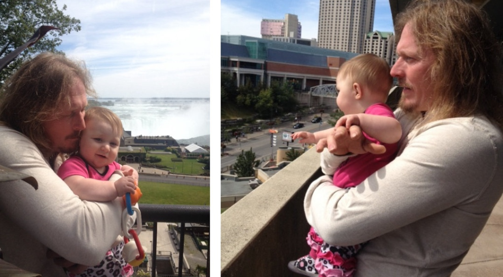 Amber Alert Cancelled After Missing Windsor Baby And Father Found Safe Ctv News