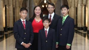 MP Arnold Chan dies