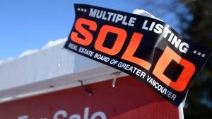 B.C. home sales