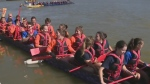 Dragon boat teams raise money for kids with cancer