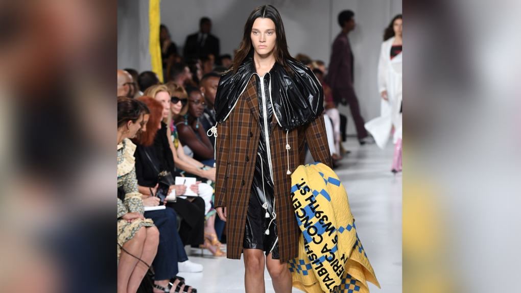 New York Fashion Week Top 10 Trends Ctv News