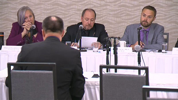 The standing Committee on Alberta's Economic Futures is hearing from Calgarians concerned about Bill 203, that could see Daylight Saving Time scrapped in the province.