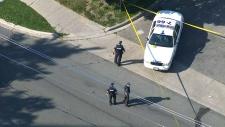 Toronto police shooting,