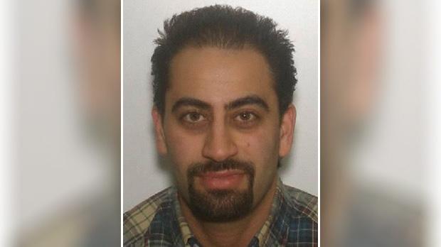 Suspect wanted, Marwan Ahmad