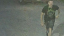 Caught on cam: Road rage suspect