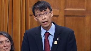 Extended: Arnold Chan's full speech