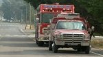 Lethbridge firefighters