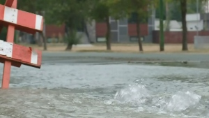 Residents on Regina street without water for days