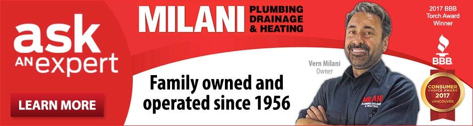 Milani page header