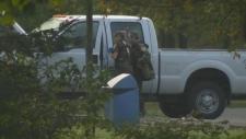 pickup truck, amber alert,