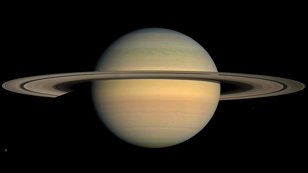 saturn cassini spacecraft