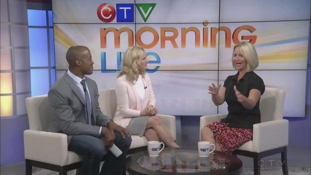 CTV Morning Live: Trisha Owens | CTV News