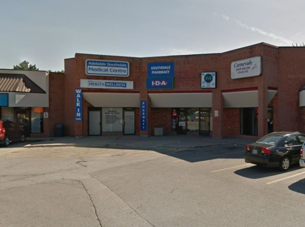 Police investigating robbery at 769 Southdale Rd.