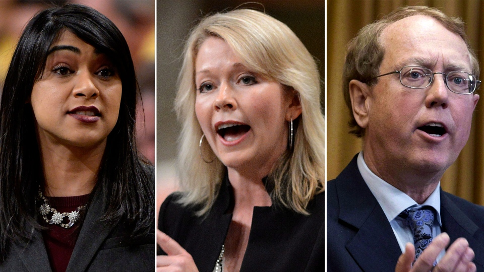 Government House Leader Bardish Chagger, Conservative House leader Candice Bergen, and NDP House leader Murray Rankin discuss what's on the agenda when MPs return to their seats for the fall sitting of the House of Commons on Monday.