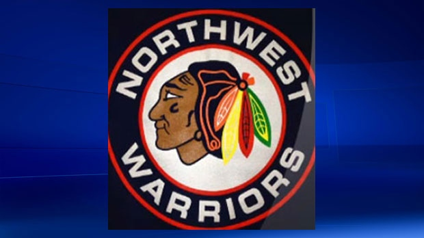 The president of the Northwest Warriors says the association is working with the Tsuut'ina Nation to create a new logo
