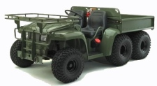 The Canadian soldiers were travelling in an M-Gator multi-purpose vehicle when it was stuck with an IED and the soldiers were killed.