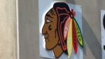 Crowchild Warriors - Northwest Warriors logo