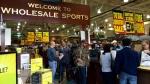 Wholesale Sports liquidation sale