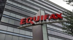 This July 21, 2012, file photo shows Equifax Inc., offices in Atlanta. THE CANADIAN PRESS/AP/Mike Stewart, File