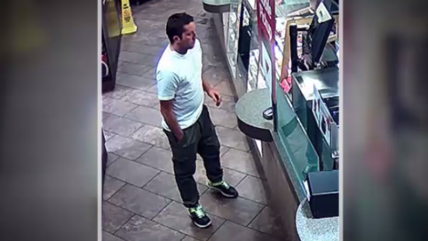Kitchener convenience Tim Hortons robbery