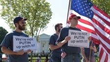 DC rallies