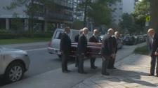 Gretta Chambers funeral