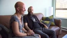 Chris Walter and jana Buhlmann