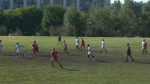 CPS and Drop-In Centre friendly soccer match