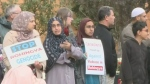 Regina residents condemn violence in Myanmar