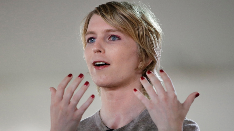 Chelsea Manning says she was denied entry to Canada over her criminal record
