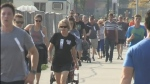 Record-breaking fundraising at Barrie's Terry Fox