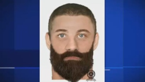 The SQ released this composite sketch of a witness in the recent Amber Alert case.