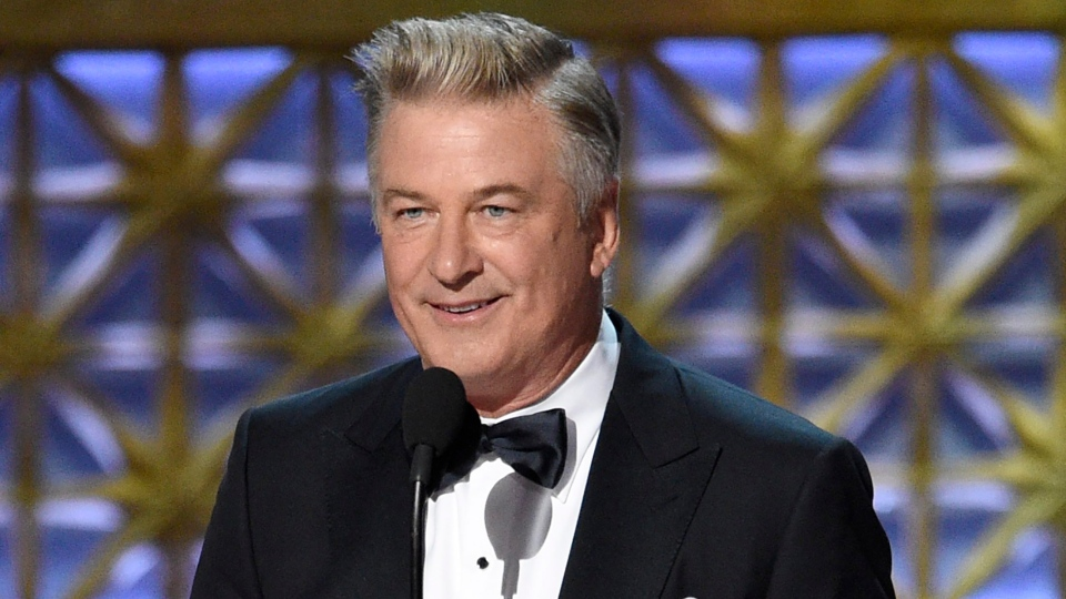 Latest on Emmy Awards: Alec Baldwin wins comedy supporting actor