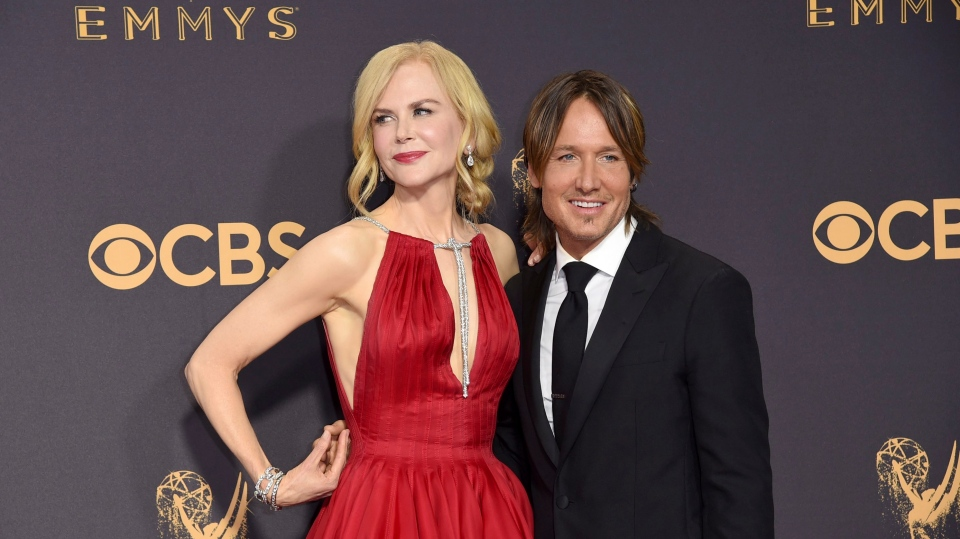 Emmys latest: Kidman wins best actress in limited series