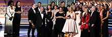 'The Handmaid's Tale' cast at the Emmys