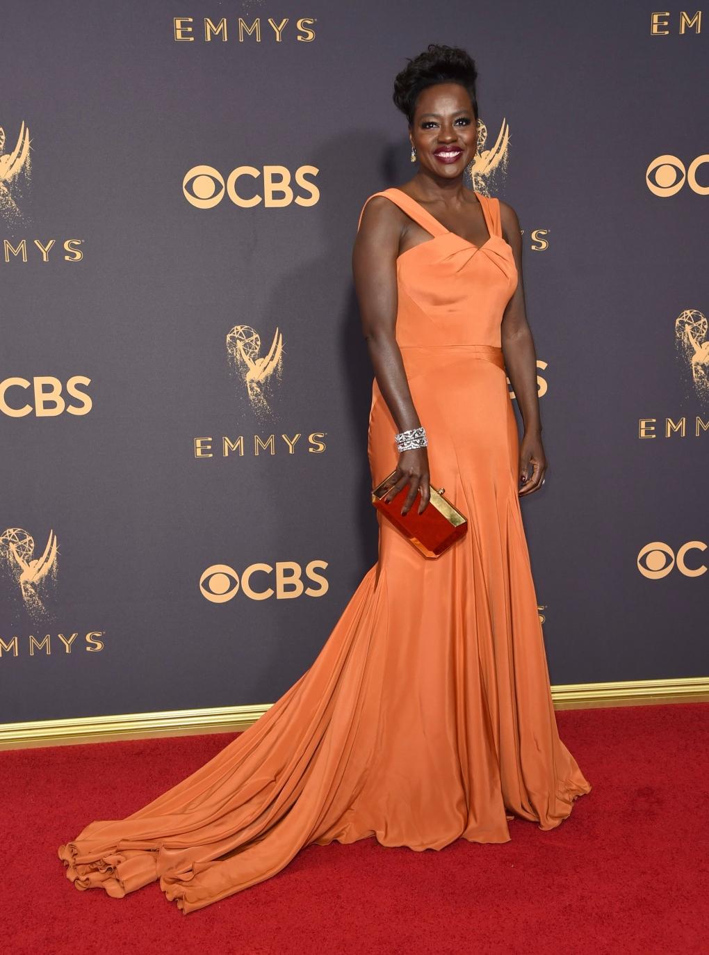 Stars shine at the 2017 Emmy Awards   CTV News