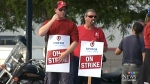 3,000 workers on strike at CAMI plant