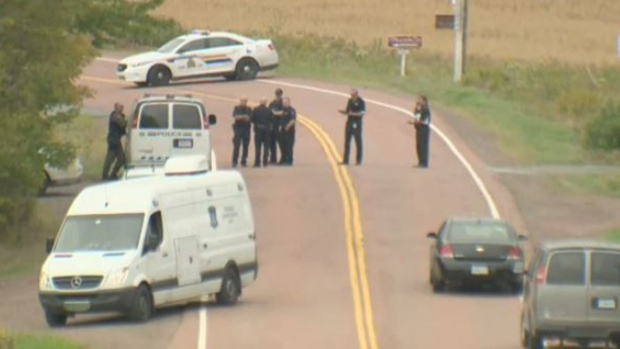 Police are investigating the suspicious death of a woman near Tatamagouche, N.S. Meanwhile, SiRT is investigating after the suspect was wounded in a shooting with RCMP.