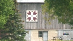 What's with all the barn quilts in Huron County?